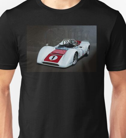1968 Can-Am Lola T160 Unisex T-Shirt