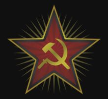 Soviet Hammer and Sickle by Andrew Owen