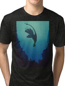 Lugia... Tri-blend T-Shirt