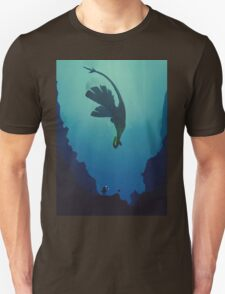 Lugia... Unisex T-Shirt