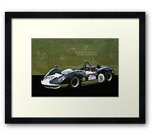 Can-Am McLaren M1B Framed Print