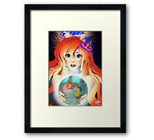 Ariel Framed Print