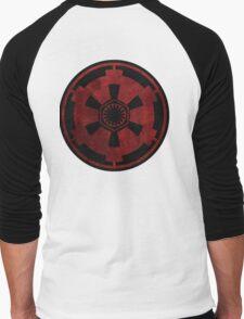 galactic empire and first order emblem Men's Baseball ¾ T-Shirt