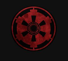 galactic empire and first order emblem Zipped Hoodie