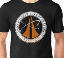 Moonraker Project Distressed Unisex T-Shirt