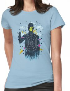 Fantasy target Womens Fitted T-Shirt