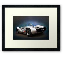 McLaren M1A Framed Print