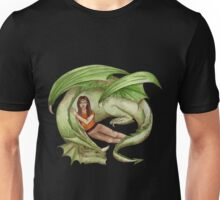 If She Could Be a Dragon Unisex T-Shirt