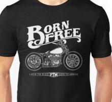 Born 2 Be Free Unisex T-Shirt