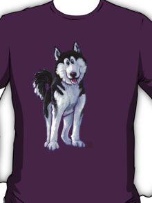 Animal Parade Husky T-Shirt