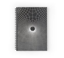 time-warp Spiral Notebook
