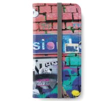 Hosier Lane iPhone Wallet/Case/Skin