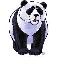 Animal Parade Panda Bear by Traci VanWagoner