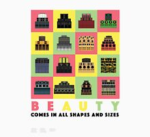 Beauty Comes in All Shapes and Sizes Classic T-Shirt