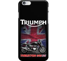 Made In England iPhone Case/Skin