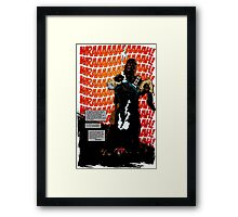 The Life Debt Framed Print