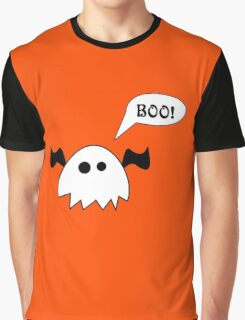 ghost Graphic T-Shirt