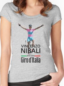 Vincenzo 2016 Clear Women's Fitted Scoop T-Shirt