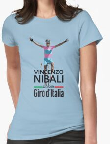 Vincenzo 2016 Clear Womens Fitted T-Shirt