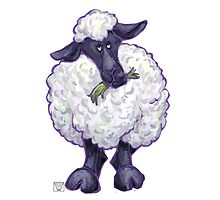 Animal Parade Sheep by Traci VanWagoner