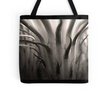 Cactus Bloom in Sepia Tote Bag