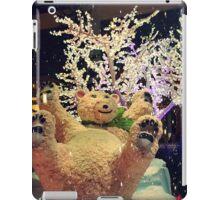 Xmas Bear iPad Case/Skin