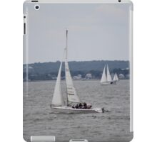Sailing Sailboats iPad Case iPad Case/Skin