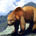 Grizzly Bear by farorenightclaw