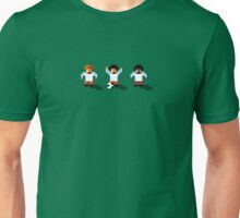 England 2016 - Sensible World Of Soccer Sprites Unisex T-Shirt
