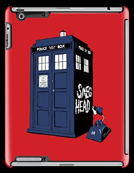 BAD SMEG HEAD by cubik