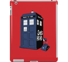 BAD SMEG HEAD iPad Case/Skin