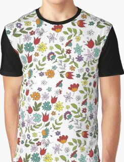 lot's of flowers  Graphic T-Shirt