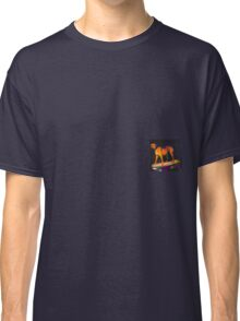 Cosmic Dog Drifter Classic T-Shirt