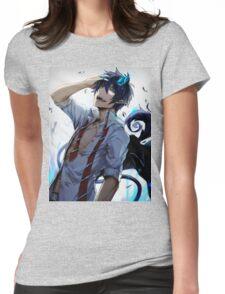 Rin Okumura Womens Fitted T-Shirt