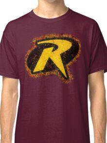 Superhero Spray Paint - Robin Classic T-Shirt