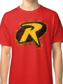 Superhero Spray Paint - Robin Classic T-Shirt