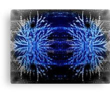 Dendrite by Riptider Red. Canvas Print