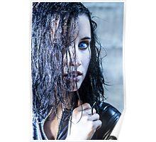 Vampire Eyes Poster