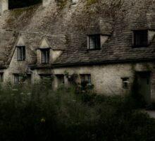 Cottages at Bibury Sticker