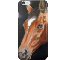 Classique, Anglo-Arab Mare iPhone Case/Skin