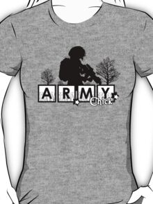 Army Chick T-Shirt