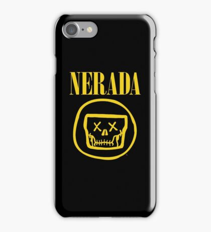 NERADA iPhone Case/Skin