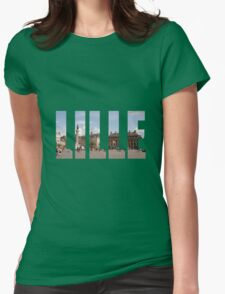 Lille Womens Fitted T-Shirt