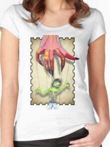 Puppeteer Women's Fitted Scoop T-Shirt