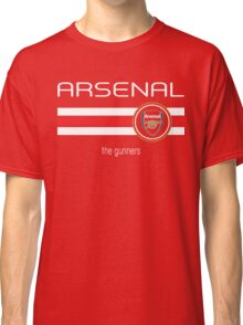 EPL 2016 - Football - Arsenal (Home Red) Classic T-Shirt