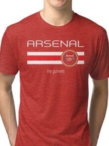EPL 2016 - Football - Arsenal (Home Red) Tri-blend T-Shirt