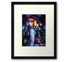 Nausicaa and teto Framed Print