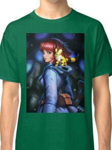 Nausicaa and teto Classic T-Shirt