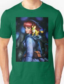 Nausicaa and teto Unisex T-Shirt