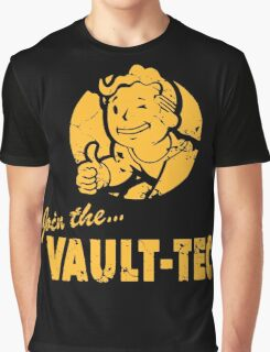 Vault Tec Graphic T-Shirt
